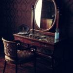 鏡台の呪い