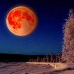 月の力で許せない相手に不幸や災いをもたらす